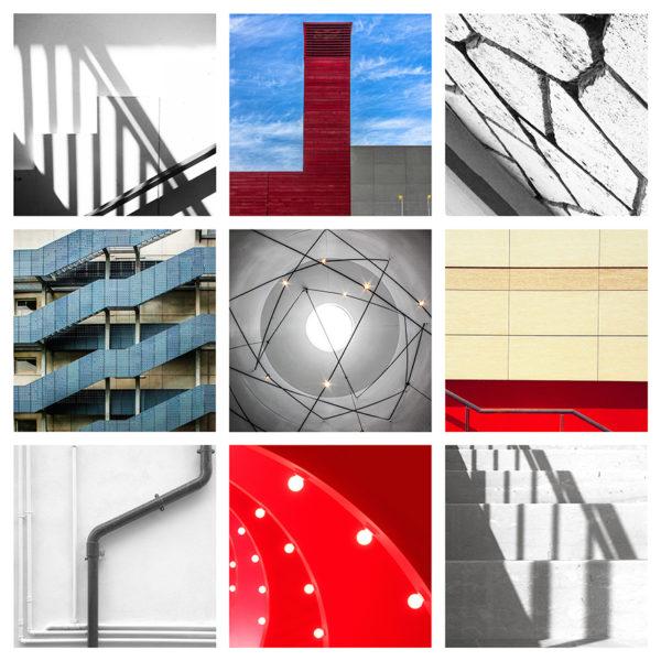Urban Details Composition