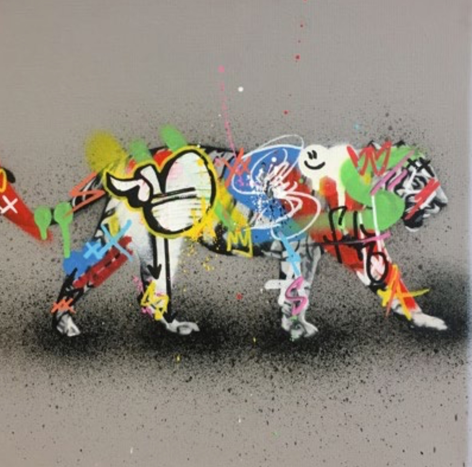 Martin Whatson tiger