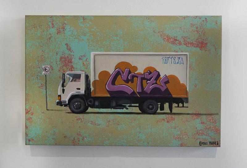Apolo Torres - Itinerante