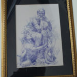 Picchiavo sketch