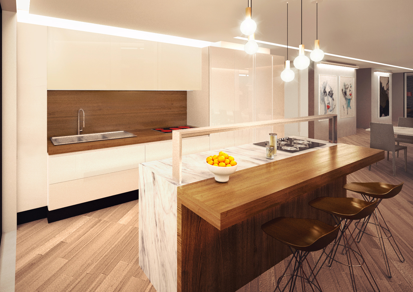 Tirana apartment