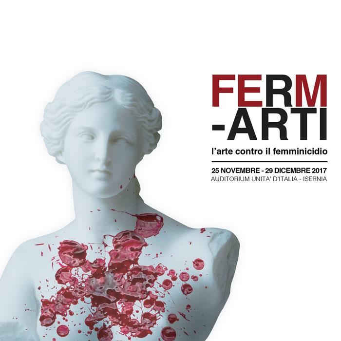 FermARTI | l'arte contro il femminicidio