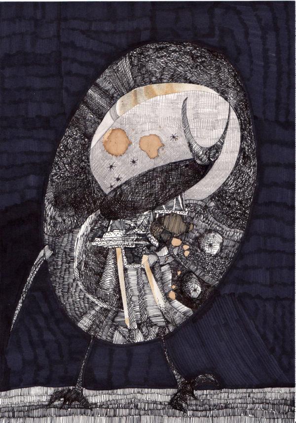minotauro | Lo Giudice | dMake art